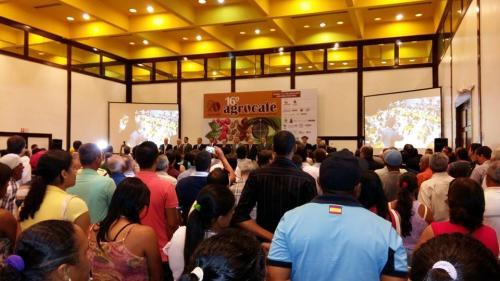 Comitiva de Barra da Estiva participa da AgroCafé em Salvador