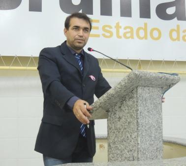 Nestor Duarte assegura a  Alessandro Lobo que obras do presidio devem ser reiniciadas nos próximos dias