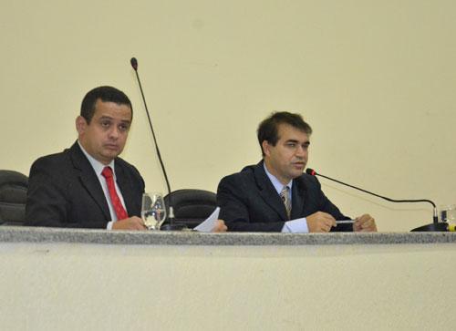 Resumo do que aconteceu na sessão da Câmara de Vereadores de Brumado