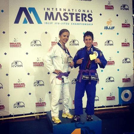 Brumadense conquista medalha de prata no Campeonato Internacional Master de Jiu - Jitsu
