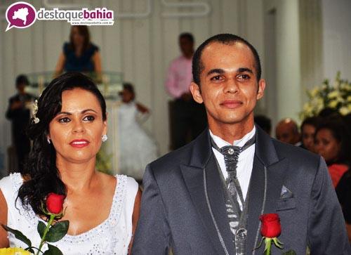 Confira as fotos do casamento de Ana Graciela e Sandro