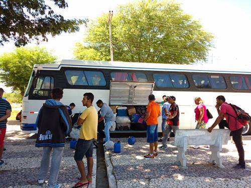 Aracatuenses migram para outros estados em Busca de Emprego na Colheita do Café