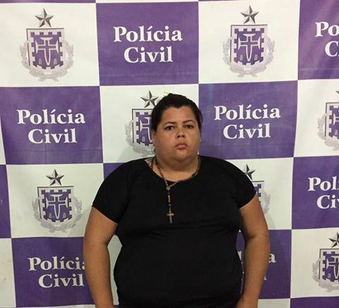 Homicida de Aracatu é transferida de delegacia para presídio em Vitória da Conquista