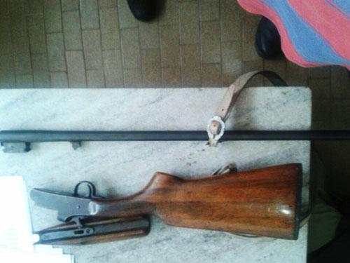 Pai e filho são alvejados por disparos de Cartucheira na zona rural de Barra da Estiva