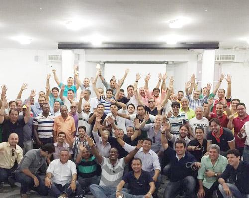 Fundada Associação dos Empresários Artísticos da Bahia - AEAB