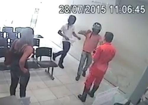 Comandante é assaltado dentro de correspondente bancário em Brumado