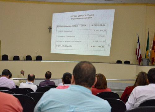 Prefeitura de Brumado realiza Audiência Pública sobre a Lei de Responsabilidade Fiscal