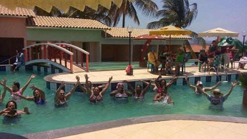 Prefeitura de Malhada de Pedras, através da Assistência Social, proporciona Dia de Lazer para os idosos