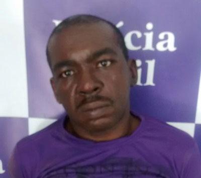 Suspeito de assaltar e obrigar mulheres a ficarem nuas é detido pela polícia