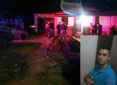 Homem é morto a tiros no Pé do Morro em Barra da Estiva; supostamente por motivo passional
