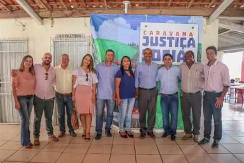 Barra da Estiva: Caravana da Justiça Social chegou a sua 16ª edição nesta quarta (06) com prestação de serviços gratuitos à população