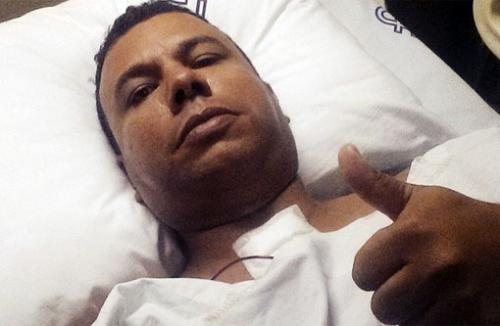 Promoter brumadense Beto Bonelly passou por cirurgia em Salvador para retirada de Glândula