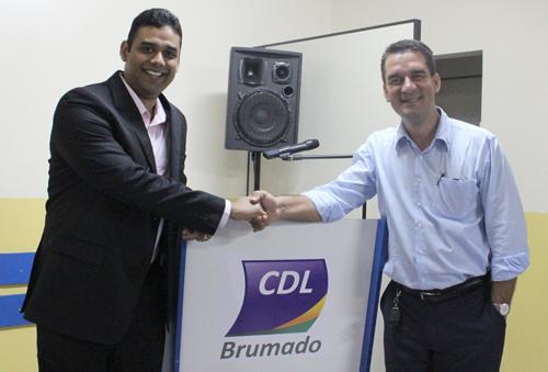 CDL realizou cerimônia de posse da nova diretoria para biênio 2015/2016