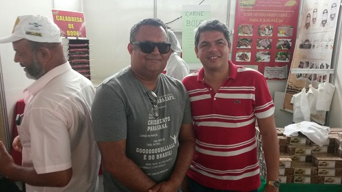 Prefeito de Maetinga e prefeito de Poções participam do Semiárido Show em PE