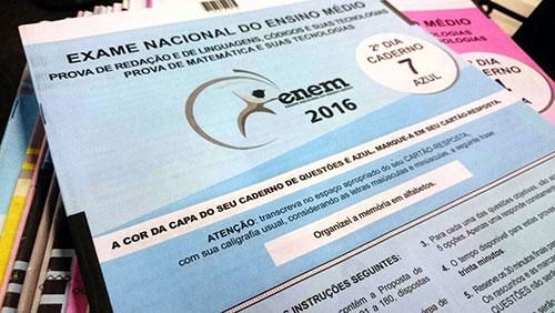 Termina hoje a consulta pública sobre as mudanças no Enem