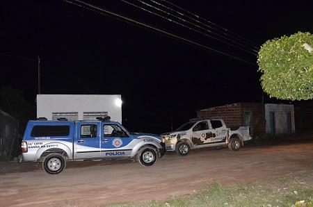 Caesg e Polícia Militar dá baixa no tráfico no Bairro Alto México em Barra da Estiva
