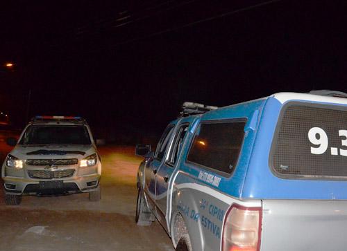 Polícia prende um dos indivíduos mais perigosos de Barra da Estiva, outras três pessoas também foram detidas