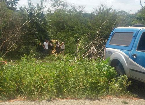 Bandidos morrem em confronto com a polícia na zona rural de Caetité