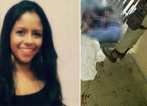 Homem mata a ex - esposa com oito tiros no dia do aniversário da filha