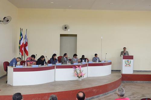 Sessão do legislativo de Rio do Antônio será realizada neste sábado em Ibitira