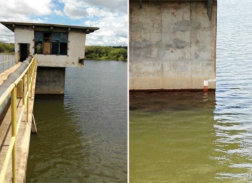 Barragem do Rio do Antônio volta a transbordar pelo segundo ano consecutivo