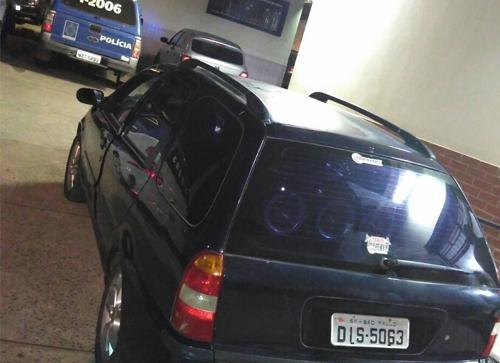 Homem é preso em Guajeru com veículo furtado em São Paulo