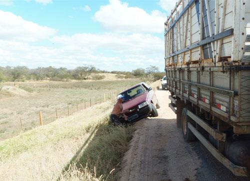 Prejuízos e vários acidentes devido a precariedade da BR – 030, trecho que liga Sussuarana a Brumado