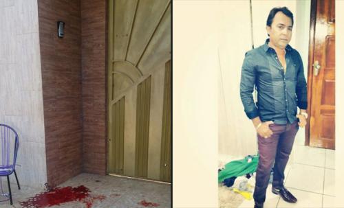 Cigano morre na porta de casa após ser alvo de tiros em Ibotirama