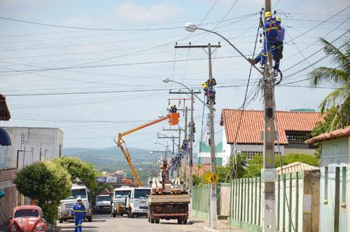 Algumas ruas de Brumado e parte da Vila terão energia temporariamente interrompida