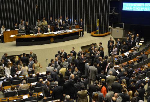 Congresso encerra sessão sem terminar de votar todos os vetos