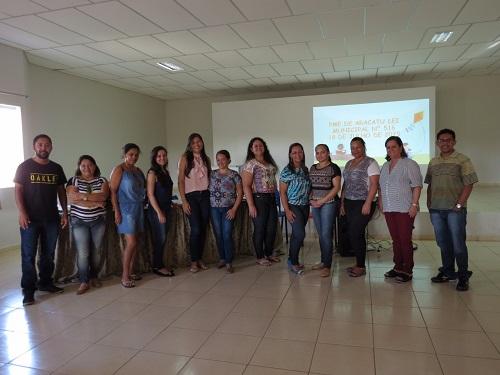 Plano Municipal de Educação de Aracatu chega a fase final de elaboração