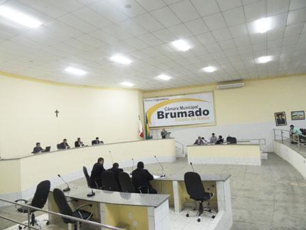 Legislativo brumadense realiza primeira sessão do biênio 2015/2016