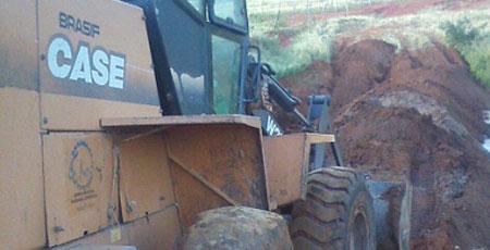 Menino de 14 anos morre soterrado em obra de Barragem na Zona Rural de Jussiape