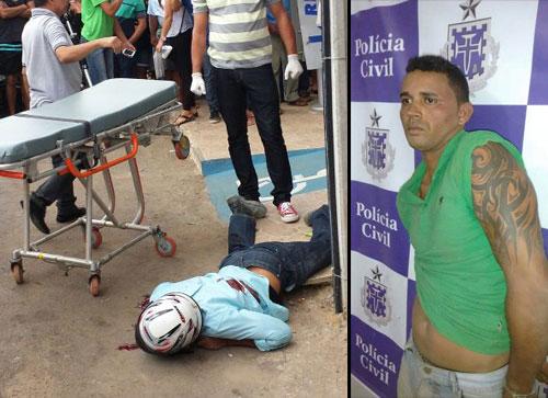 Fugitivo da cadeia de Brumado morre em confronto com a polícia durante assalto em Ibitira