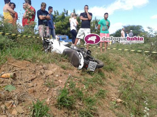 Empresário ituaçuense morre em acidente na BA – 142, Trecho entre Tanhaçu / Ituaçu