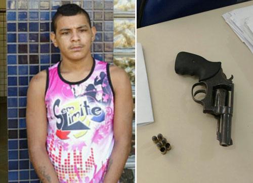 Homem morre ao receber polícia a tiros no Bairro Espanhol em Paramirim