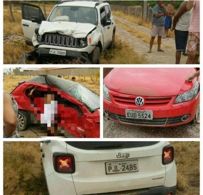 Duas pessoas morrem em um grave acidente na BR – 030 próximo a Sussuarana