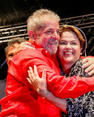 Dilma se reúne com Lula para discutir ministérios