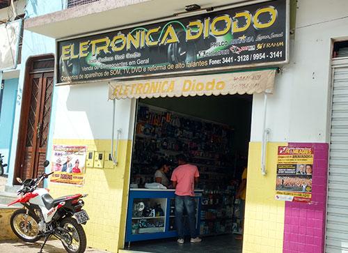 Eletrônica Diodo: Serviços e produtos em um só lugar