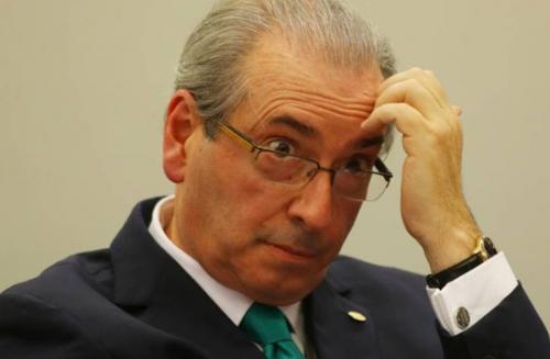 MPF pede suspensão dos direitos políticos de Eduardo Cunha por dez anos