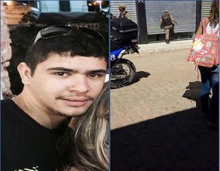 SEABRA: Dor, protesto e revolta; diante do assassinato do Jovem Renato Anjos