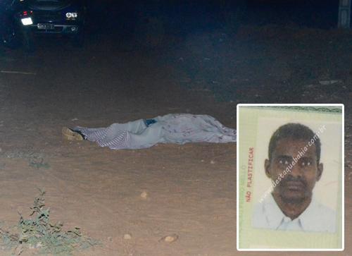 Principal traficante de drogas de Paramirim é morto a tiros na porta de casa