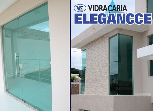 Vidraçaria Elegance; o seu estabelecimento residencial ou comercial com mais requinte, beleza e sofisticação