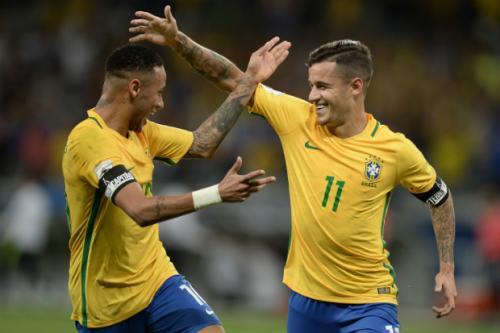 Chocolate! Brasil vence a Argentina por 3x0 no Mineirão