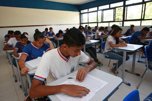 Matrícula na rede estadual de ensino começa hoje
