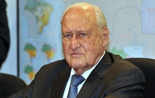 Ex-presidente da Fifa, João Havelange morre aos 100 anos no Rio