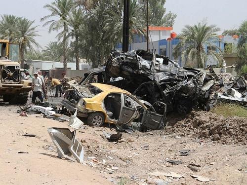 Explosão de carro-bomba deixa mortos e feridos no Iraque