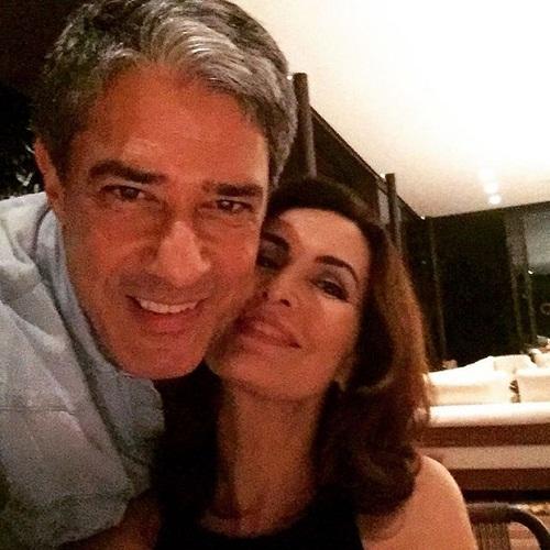 William Bonner e Fátima Bernardes anunciam separação nas redes sociais