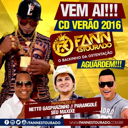 Após terminar gravação do seu CD, Fann Estourado vai para Goiânia para gravar o clipe da música 'Baixinho Delícia'