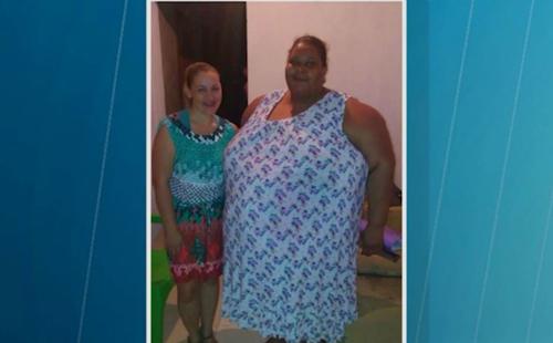 Bahia: Filho pede a Papai Noel bariátrica para a mãe, mas mulher morre com 245 kg